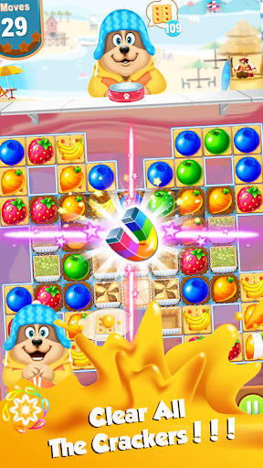 Code Triche Fruit Juice Garden Rush APK MOD screenshots 5