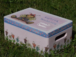 Photo: wooden box for kids 9