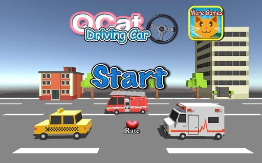 QCAT - 幼兒模擬開車遊戲 免費