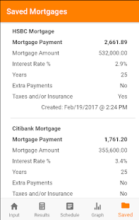 Mortgage Calculator Plus- screenshot thumbnail