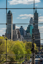 Photo: What, another photo from New York City? Yes, indeed. This shot was taken from the balcony of the Time Warner Center looking toward 5th Avenue along Central Park.