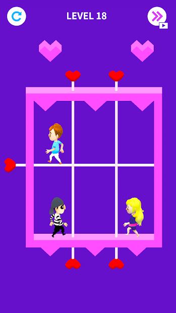 Date the Girl 3D Android App Screenshot