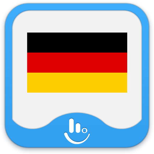 German for TouchPal Keyboard Icon
