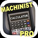 CNC Machinist Calculator Pro icon