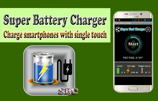 Super Battery Charger