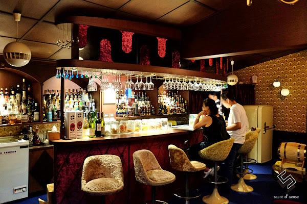 與雞尾酒開一場懷舊派對,復古酒吧的美麗與哀愁 ★ 萬.吧 ONE.Bar