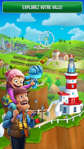 Code Triche Dream City: Metropolis APK MOD screenshots 4