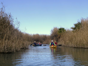 Photo: 4-mi. AZ channel below Lake Martinez en route to take out at Squaw Lake.