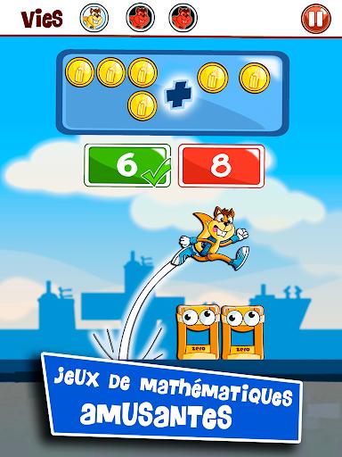Jeux de maths et calcul mental pour les enfants  captures d'écran 1