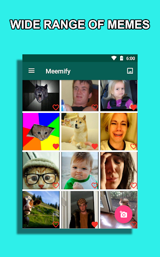 Meemify - Meme Generator screenshots 1