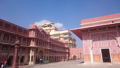 Photo: the palace in jaipur