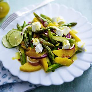 Mango And Goat Cheese Salad Recipes.