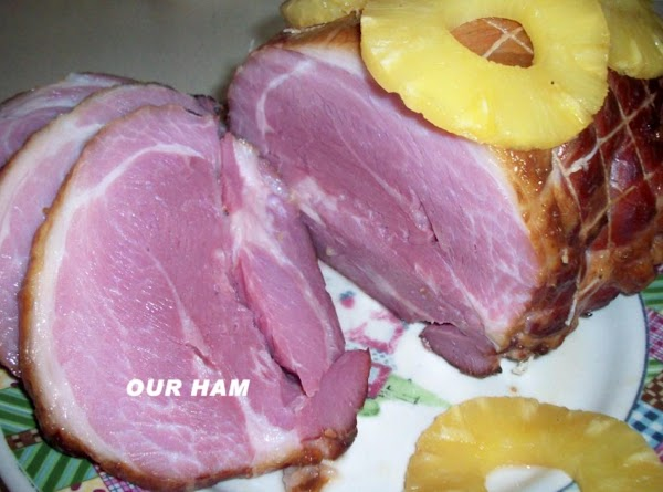 This ham is better than any store ham I've tried.