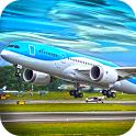 Airplane Parking 2017 icon