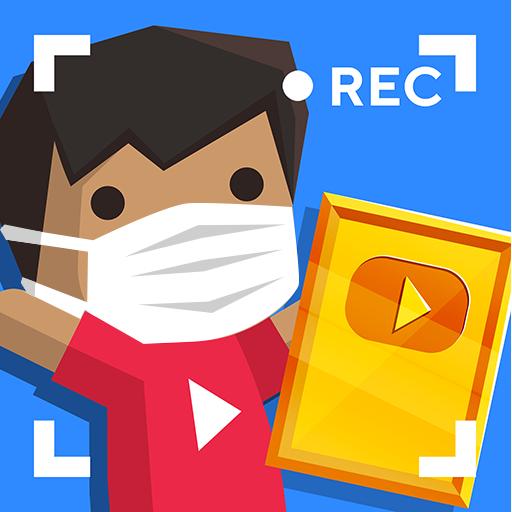 Vlogger Go Viral - Clicker – APK MOD HACK – Dinheiro Infinito