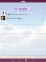Screenshot of Access Inner Power