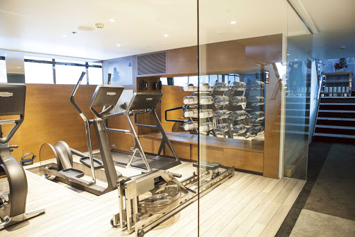 Scenic-Amber-Gym.jpg - Hi the gym to stay in shape on your Scenic Amber river cruise.