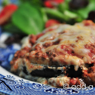 No Pasta Eggplant Lasagna Recipes.