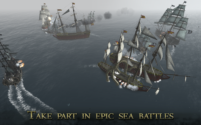 The Pirate: Plague of the Dead Screenshot 9