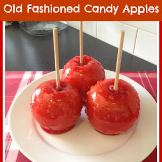 Old Fashioned Candy Apples Recipes