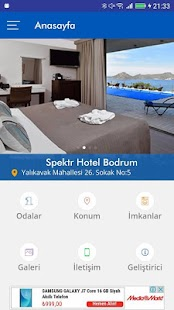 Spektr Hotel Bodrum - náhled