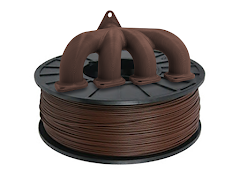 Brown PRO Series ABS Filament - 2.85mm (1kg)