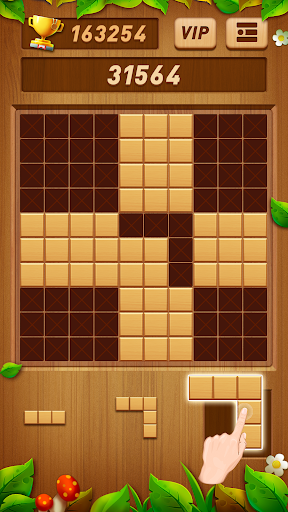 Wood Block Puzzle - Free Classic Block Puzzle Game screenshots 4