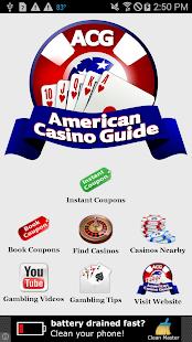 American Casino Guide- screenshot thumbnail