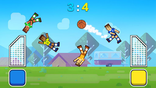 Happy Soccer Physics - 2017 Funny Soccer Games for PC