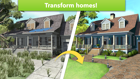 Home Design Makeover! Mod