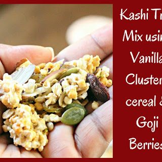 Kashi Goji Berry Trail Mix.
