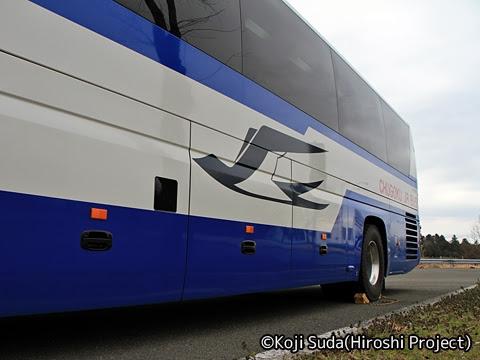 中国JRバス「浜田道エクスプレス」 ・626 七塚原SAにて_03