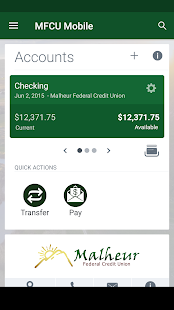 MFCU Mobile- screenshot thumbnail