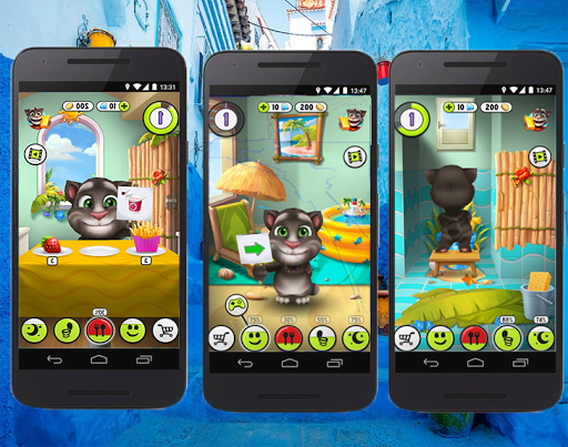 Guide For My Talking Tom 2017 New for PC