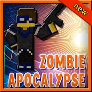 Zombie apocalypse mod for minecraft pe APK for Bluestacks