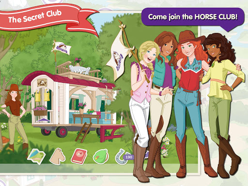 HORSE CLUB Horse Adventures - screenshot