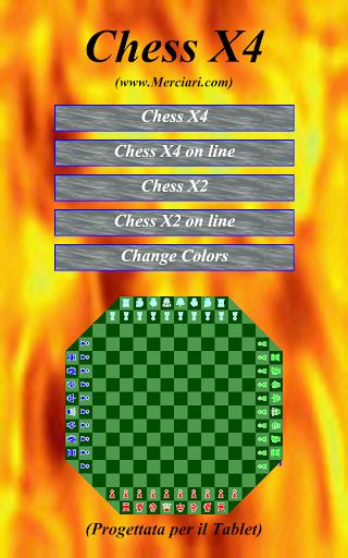Chess X4 Online