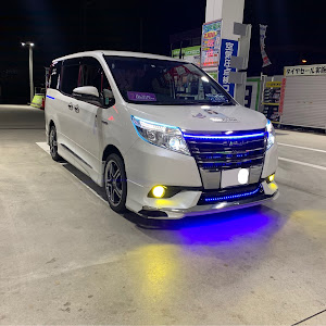 ノア ZRR80W のカスタム事例画像 ふ〜さん◢⁴⁶さんの2020年01月25日00:50の投稿