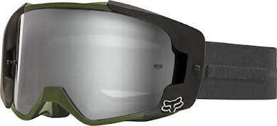 Fox Racing Vue Goggle: Fatigue Green One Size alternate image 0