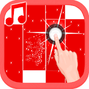 Music Piano : Magic Tiles Red