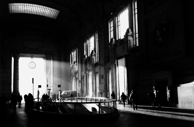 Prime ore di luce di Luca Mandelli