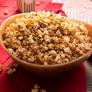 Spicy Sweet Popcorn.
