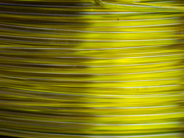 Translucent Yellow MH Build Series PETG Filament - 2.85mm (1kg)