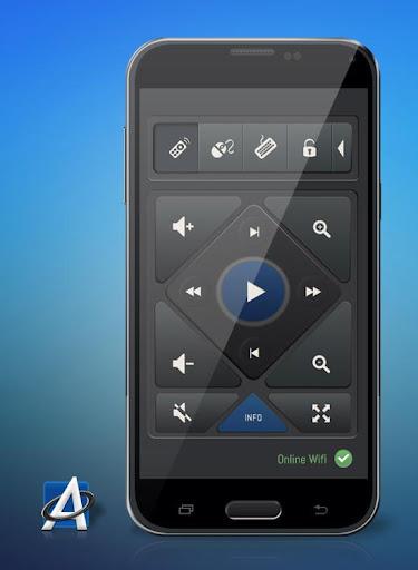 ALLPlayer (Netflix) Remote Control Free 2.0 screenshots 1