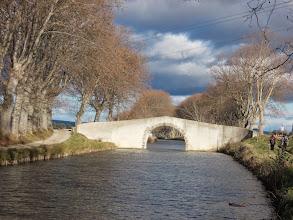 Photo: Canal du Midi-A la Métairie du bois