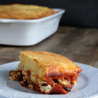 Gluten Free Tamale Pie.