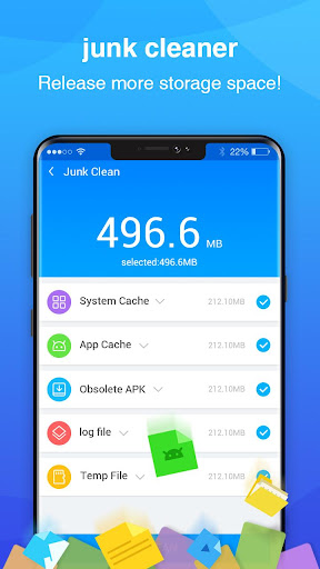 Fast Cache Cleaner - Phone Cleaner & Speed Booster for PC