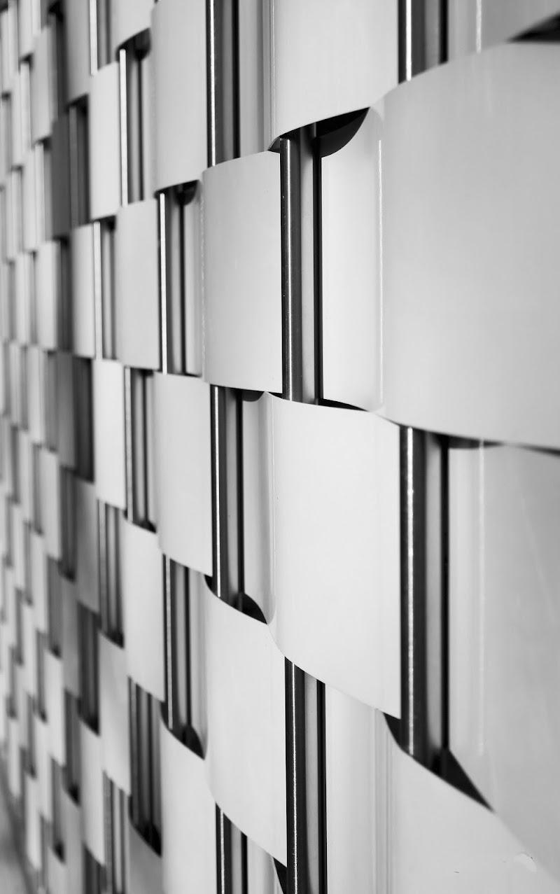 acciaio e plastica di Loris Moratti
