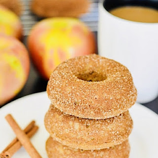 The Hirshon New England Cider Donuts.