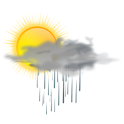 Peachy Weather icon